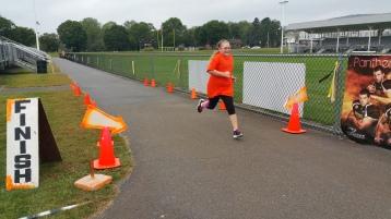 St. Luke's Cares For Kids 5K, Kids Fun Run, PV Football Field, Lansford, (274)