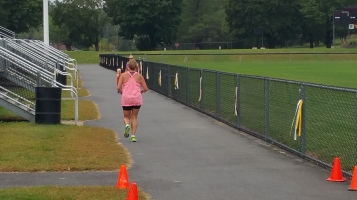 St. Luke's Cares For Kids 5K, Kids Fun Run, PV Football Field, Lansford, (275)