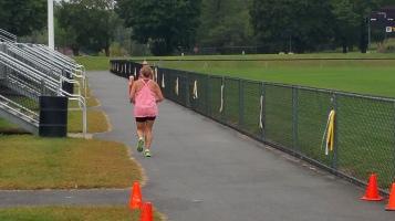 St. Luke's Cares For Kids 5K, Kids Fun Run, PV Football Field, Lansford, (275)