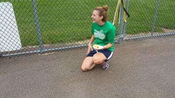 St. Luke's Cares For Kids 5K, Kids Fun Run, PV Football Field, Lansford, (282)