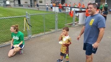 St. Luke's Cares For Kids 5K, Kids Fun Run, PV Football Field, Lansford, (283)