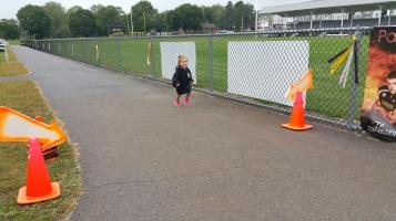 St. Luke's Cares For Kids 5K, Kids Fun Run, PV Football Field, Lansford, (285)