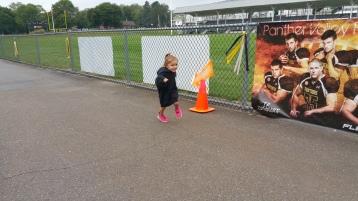St. Luke's Cares For Kids 5K, Kids Fun Run, PV Football Field, Lansford, (286)