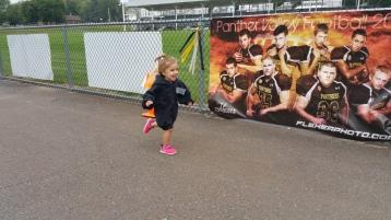 St. Luke's Cares For Kids 5K, Kids Fun Run, PV Football Field, Lansford, (288)