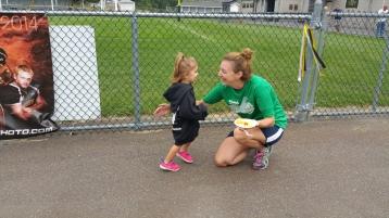 St. Luke's Cares For Kids 5K, Kids Fun Run, PV Football Field, Lansford, (290)