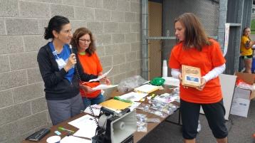 St. Luke's Cares For Kids 5K, Kids Fun Run, PV Football Field, Lansford, (292)