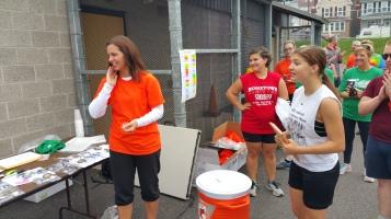 St. Luke's Cares For Kids 5K, Kids Fun Run, PV Football Field, Lansford, (295)