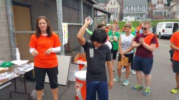 St. Luke's Cares For Kids 5K, Kids Fun Run, PV Football Field, Lansford, (297)