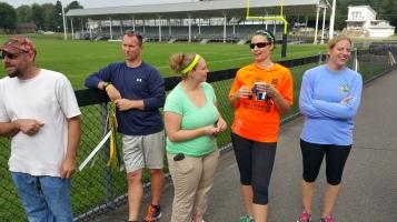 St. Luke's Cares For Kids 5K, Kids Fun Run, PV Football Field, Lansford, (303)
