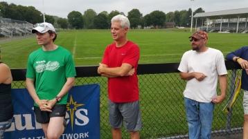 St. Luke's Cares For Kids 5K, Kids Fun Run, PV Football Field, Lansford, (304)