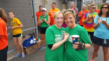 St. Luke's Cares For Kids 5K, Kids Fun Run, PV Football Field, Lansford, (308)