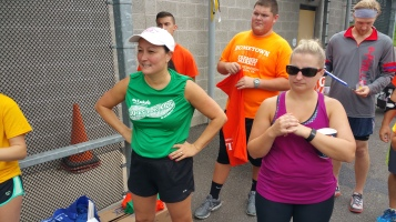 St. Luke's Cares For Kids 5K, Kids Fun Run, PV Football Field, Lansford, (311)