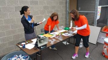 St. Luke's Cares For Kids 5K, Kids Fun Run, PV Football Field, Lansford, (316)