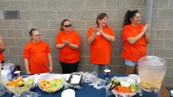 St. Luke's Cares For Kids 5K, Kids Fun Run, PV Football Field, Lansford, (317)