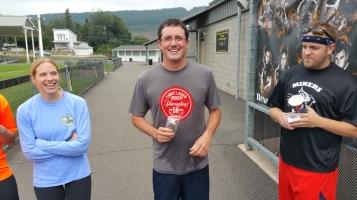 St. Luke's Cares For Kids 5K, Kids Fun Run, PV Football Field, Lansford, (319)