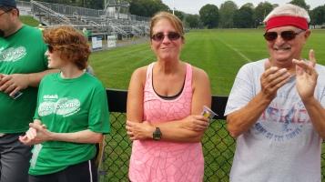 St. Luke's Cares For Kids 5K, Kids Fun Run, PV Football Field, Lansford, (325)