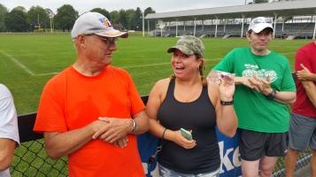St. Luke's Cares For Kids 5K, Kids Fun Run, PV Football Field, Lansford, (327)