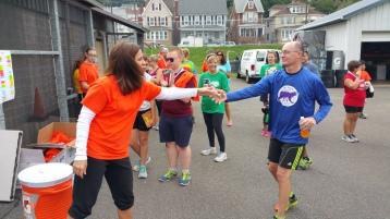 St. Luke's Cares For Kids 5K, Kids Fun Run, PV Football Field, Lansford, (328)