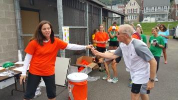 St. Luke's Cares For Kids 5K, Kids Fun Run, PV Football Field, Lansford, (331)