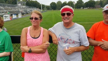 St. Luke's Cares For Kids 5K, Kids Fun Run, PV Football Field, Lansford, (332)