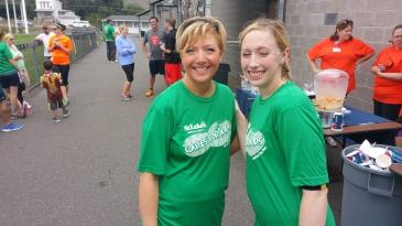 St. Luke's Cares For Kids 5K, Kids Fun Run, PV Football Field, Lansford, (344)