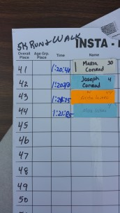 St. Luke's Cares For Kids 5K, Kids Fun Run, PV Football Field, Lansford, (346)
