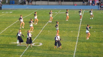 Tamaqua Area Raider Marching Band, TASD Sports Stadium, Tamaqua, 9-18-2015 (59)