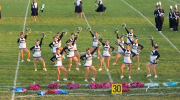Tamaqua Area Raider Marching Band, TASD Sports Stadium, Tamaqua, 9-18-2015 (69)