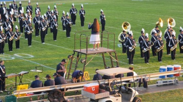 Tamaqua Area Raider Marching Band, TASD Sports Stadium, Tamaqua, 9-18-2015 (72)