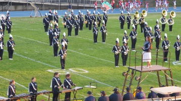 Tamaqua Area Raider Marching Band, TASD Sports Stadium, Tamaqua, 9-18-2015 (93)