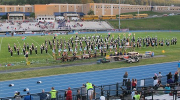 Tamaqua Area Raider Marching Band, TASD Sports Stadium, Tamaqua, 9-18-2015 (96)