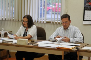 Tamaqua Borough Council Meeting, Borough Hall, Tamaqua, 7-21-2015 (10)