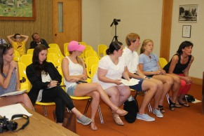 Tamaqua Borough Council Meeting, Borough Hall, Tamaqua, 7-21-2015 (4)
