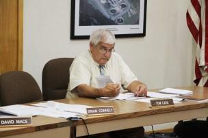 Tamaqua Borough Council Meeting, Borough Hall, Tamaqua, 7-21-2015 (9)