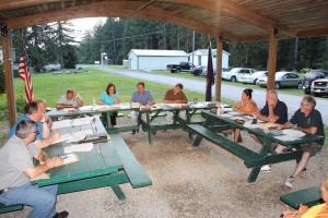 Tamaqua Borough Council Meeting, Lower Owl Creek Dam Pavilion, Tamaqua, 8-18-2015 (3)