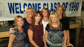 Tamaqua High School Class of 1990 Reunion, Hang Loose, Tamaqua, 8-29-2015 (49)