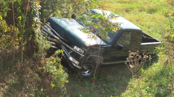 Two Vehicle Accident, Clamtown Road, SR443, Clamtown, Walker Township, 9-17-2015 (17)