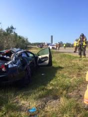 Woman Injured During MVA on Interstate 81, near MM 139 (1)