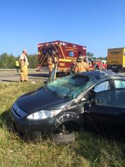 Woman Injured During MVA on Interstate 81, near MM 139 (3)
