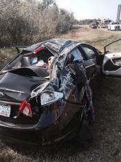 Woman Injured During MVA on Interstate 81, near MM 139 (4)