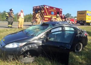 Woman Injured During MVA on Interstate 81, near MM 139 (5) - Copy