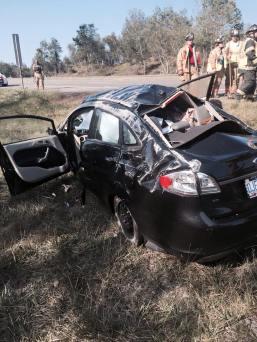 Woman Injured During MVA on Interstate 81, near MM 139 (6)