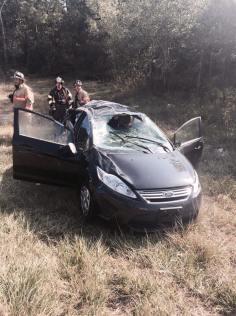 Woman Injured During MVA on Interstate 81, near MM 139 (7)