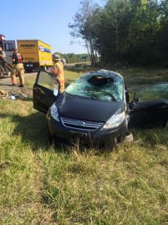 Woman Injured During MVA on Interstate 81, near MM 139 (8)