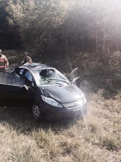 Woman Injured During MVA on Interstate 81, near MM 139 (9)