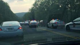WP Police Officer Assaulted, Search, SR309, from Andy George, West Penn, 9-2-2015 (2)