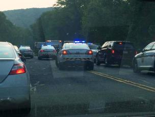 WP Police Officer Assaulted, Search, SR309, from Andy George, West Penn, 9-2-2015 (4)