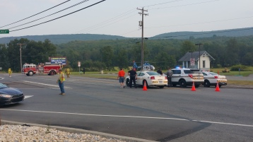 WP Police Officer Assaulted, Search, SR309, West Penn, 9-2-2015 (1)