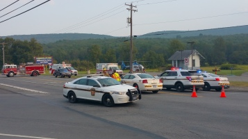 WP Police Officer Assaulted, Search, SR309, West Penn, 9-2-2015 (9)