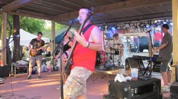 Zoostock 2015, Sports Zoo, Lansford, 9-7-2015 (38)